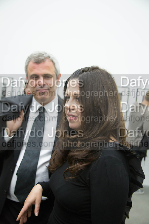 MICHAEL CONWAY: ALISON JACQUES, Fashion Show: Robert Mapplethorpe. Alison Jacques Gallery. Berners St. London. 10 September 2013