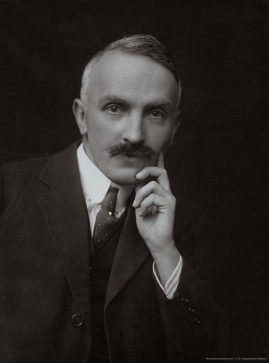 James Milne, literary editor of Daily Chronicle, England, UK, 1915