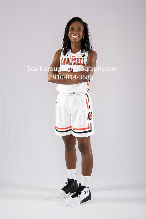 BUIES CREEK, NC - Campbell University Women Basketball Portraits