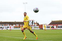 Liam Sercombe of Bristol Rovers - Mandatory by-line: Matt McNulty/JMP - 27/04/2019 - FOOTBALL - Highbury Stadium - Fleetwood, England - Fleetwood Town v Bristol Rovers - Sky Bet League One