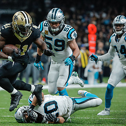 12-03-2017 Carolina Panthers at New Orleans Saints