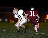 Football 2011 Ellicottville Homecoming vs Clymer