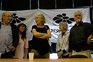 Conferencia de madres y familiares desaparecidos