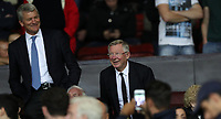 Football - 2016 / 2017 UEFA Europa League Manchester United v FC Zorya Luhansk at Old Trafford <br /> <br /> Sir Alex Ferguson of Manchester United<br /> <br /> COLORSPORT/LYNNE CAMERON