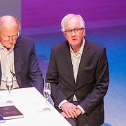 NLD/Amsterdam/20151123 - 5 jaar Delamar theater en 10 Jaar Van den Ende Foundation viering, Joop van den Ende en Joost Prinsen en ..............