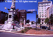 Town Square, Monument, Traffic Circle, Allentown, PA