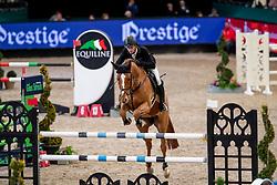 Klasener Christopher, GER, Marlon van de Heffinck<br /> Leipzig - Partner Pferd 2019<br /> © Hippo Foto - Stefan Lafrentz