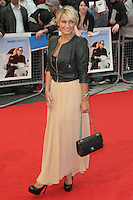 Sam Faiers Larry Crowne World Premiere, Westfield Shopping Centre, West London, UK, 06 June 2011:  Contact: Rich@Piqtured.com +44(0)7941 079620 (Picture by Richard Goldschmidt)