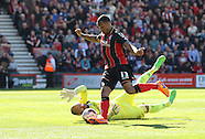 Bournemouth v Birmingham City 06/04/2015