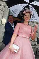 03/08/2017   Repro free  Alex Butler  at Hotel Meyrick for Galway's 'Most Stylish Lady' Competition, at a glamorous evening reception in the Parlour Lounge of Hotel Meyrick on Ladies Day of the Galway Races. Head judge this year was the stunning Lorraine Keane,  assisted by fellow fashion experts Mandy Maher,owner of Catwalk Modelling Agency and Irish model Mary Lee  .  Photo: Andrew Downes, xposure