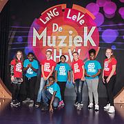 NLD/Almere/20170918 - Presentatie Lang Leve de Muziek Show, Kinderen