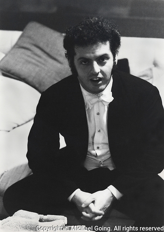 Daniel Barenboim, guest conductor, LA Philharmonic February 1973: Bartok: Music for Strings Percussion &amp; Celesta<br /> Mendelssohn: Violin Concerto<br /> Beethoven: Symphony No. 5