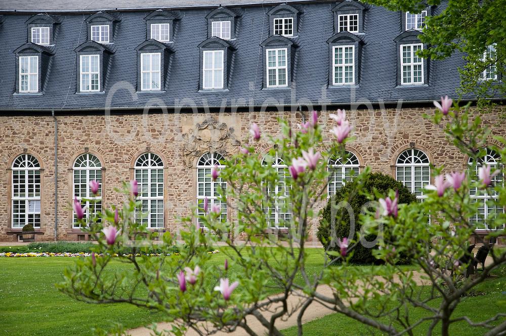 Orangerie, Lustgarten, Wernigerode, Harz, Sachsen-Anhalt, Deutschland | Orangerie, Lustgarten, Wernigerode, Harz, Saxony-Anhalt, Germany