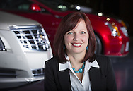 Melissa Howell, GM VP Global Human Resources