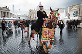 Blessing of animals at Vatican