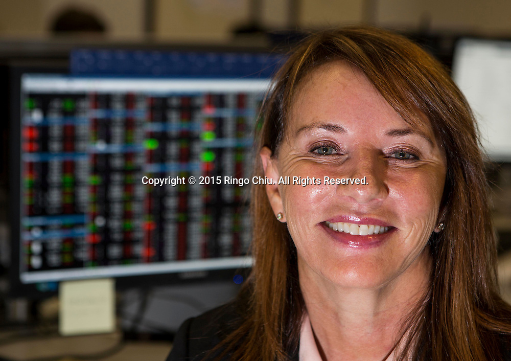 Rebecca Rothstein, managing director of Merrill Lynch.(Photo by Ringo Chiu/PHOTOFORMULA.com)