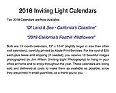 2018 ILP Environmental Calendars