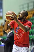 Tony Easley<br /> Banco di Sardegna Dinamo Sassari - Umana Reyer Venezia<br /> Legabasket Serie A Beko 2012-2013<br /> Sassari, 17/02/2013<br /> Foto L.Canu / Ciamillo-Castoria