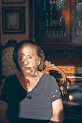 Augusta Agostino, madre dell'agente Agostino ucciso dalla mafia.<br /> Augusta Agostino, mother of the police man Agostino killed by mafia.