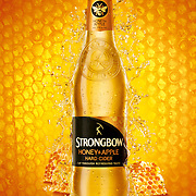 Beauty bottle with liquid splashes and honey comb pieces against a backdrop of honey comb Ray Massey is an established, award winning, UK professional  photographer, shooting creative advertising and editorial images from his stunning studio in a converted church in Camden Town, London NW1. Ray Massey specialises in drinks and liquids, still life and hands, product, gymnastics, special effects (sfx) and location photography. He is particularly known for dynamic high speed action shots of pours, bubbles, splashes and explosions in beers, champagnes, sodas, cocktails and beverages of all descriptions, as well as perfumes, paint, ink, water – even ice! Ray Massey works throughout the world with advertising agencies, designers, design groups, PR companies and directly with clients. He regularly manages the entire creative process, including post-production composition, manipulation and retouching, working with his team of retouchers to produce final images ready for publication.