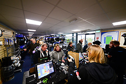 Fans in the Trading Post store  - Mandatory by-line: Dougie Allward/JMP - 30/11/2019 - RUGBY - Sandy Park - Exeter, England - Exeter Chiefs v Wasps - Gallagher Premiership Rugby