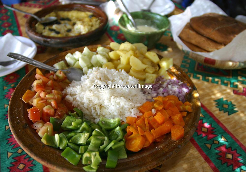 moroccoan meal