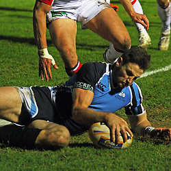 Glasgow Warriors v Ulster | RaboDirect Pro12 | 22 February 2013