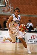 DESCRIZIONE : Bari Amichevole Nazionale Italiana Uomini <br /> Italia-Croazia<br /> GIOCATORE : Daniele Cavaliero<br /> SQUADRA : Nazionale Italiana Uomini Italia<br /> EVENTO : Raduno di Bari Nazionale Italia<br /> GARA : Italia Croazia<br /> DATA : 02/06/2007 <br /> CATEGORIA : Palleggio<br /> SPORT : Pallacanestro <br /> AUTORE : Agenzia Ciamillo-Castoria/E.Castoria