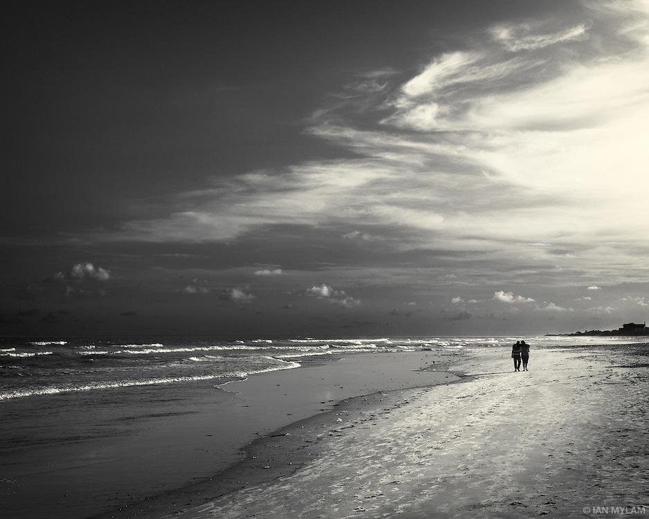 A Walk on the Beach - Accra, Ghana