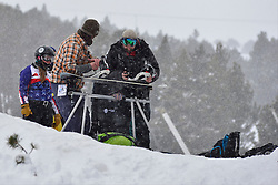 World Cup SBX, Behind the scenes at the 2016 IPC Snowboard Europa Cup Finals and World Cup