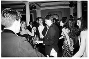 David Cameron. Pitt Club Ball, Cambridge. 13 February 1987. SUPPLIED FOR ONE-TIME USE ONLY> DO NOT ARCHIVE. © Copyright Photograph by Dafydd Jones 66 Stockwell Park Rd. London SW9 0DA Tel 020 7733 0108 www.dafjones.com