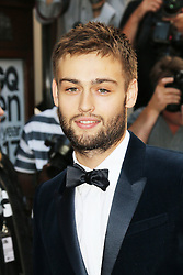 © Licensed to London News Pictures. 03/09/2013, UK. Douglas Booth, GQ Men of the Year Awards, Royal Opera House, London UK, 03 September 2013e. Photo credit : Richard Goldschmidt/Piqtured/LNP