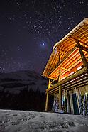 Icefall Lodge February 2014