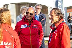 HILBERATH Jonny (Co-Bundestrainer Dressur), WETTSTEIN Ernst <br /> Rotterdam - Europameisterschaft Dressur, Springen und Para-Dressur 2019<br /> Eröffnungsfeier<br /> Opening ceremonie<br /> 19. August 2019<br /> © www.sportfotos-lafrentz.de/Stefan Lafrentz