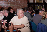 """The audience watches the show during Mayhem & Mystery's production of """"Festival Fracas"""" at the Spaghetti Warehouse in downtown Dayton, Monday, September 27, 2010."""