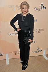 MILCK arrives at Step Up's 14th Annual Inspiration Awards held athe Beverly Hilton in Beverly Hills, CA on Friday, June 2, 2017. (Photo By Sthanlee B. Mirador) *** Please Use Credit from Credit Field ***