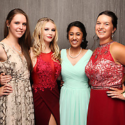Strathallan College Ball 2016 - Silver Fringe