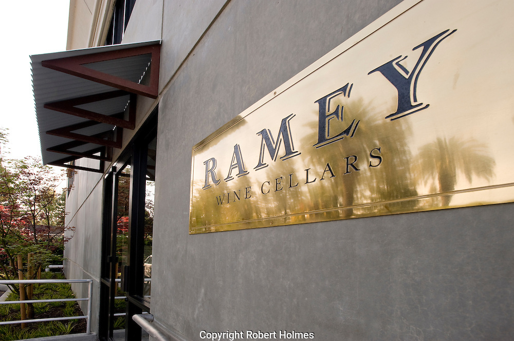 Ramey Wine Cellars, Healdsburg, California