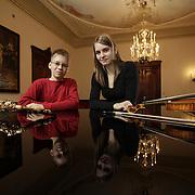 Anton Lange und Annemarie Thiele / Musiker