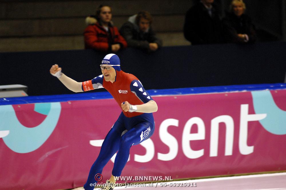 NLD/Heerenveen/20061110 - Essent ISU Wereldbeker Speed Skating, Lars Elgersma