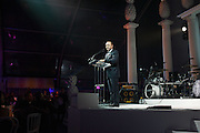 KEVIN SPACEY, Grey Goose Winter Ball to benefit the Elton John Aids Foundation. Battersea Power Station. London. 10 November 2012.