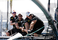 Extreme Sailing Series 2011. Leg 1. Muscat. Oman.Red Bull Extreme Sailing.