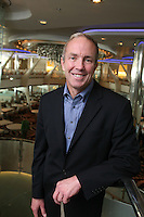 Celebrity Equinox portraits..Dan Hanrahan, President and CEO, Celebrity Cruises.