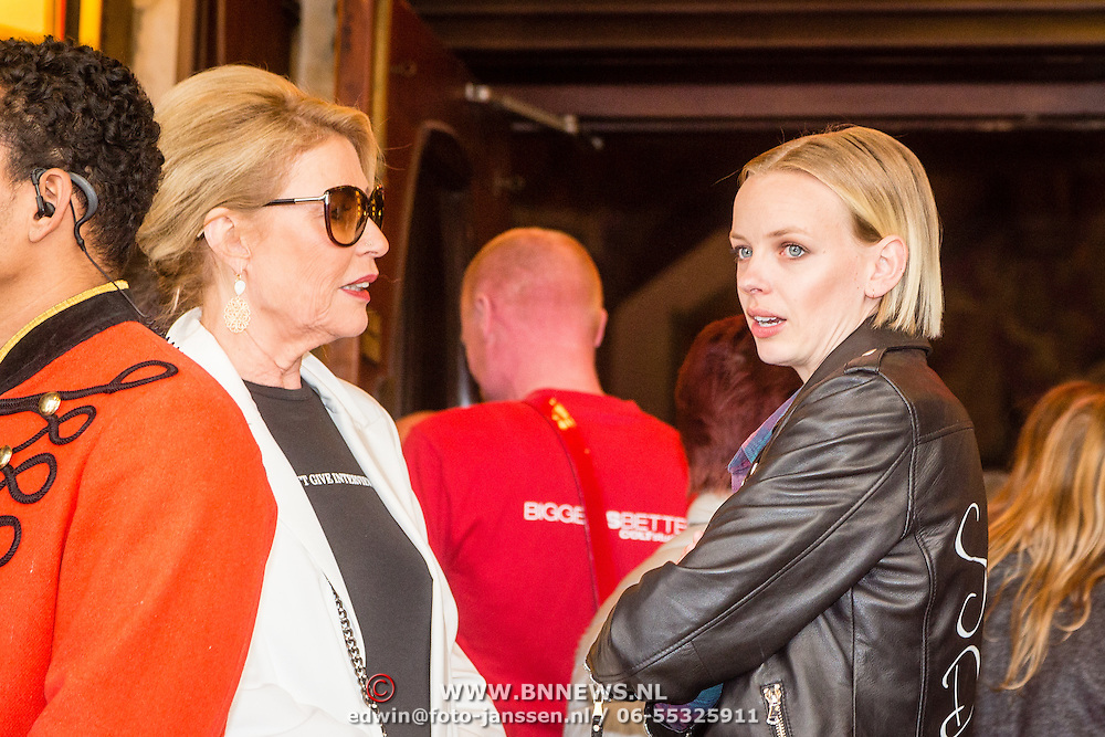 NLD/Amsterdam/20160713 - Premiere Absolutely Fabulous, Dorith Mous