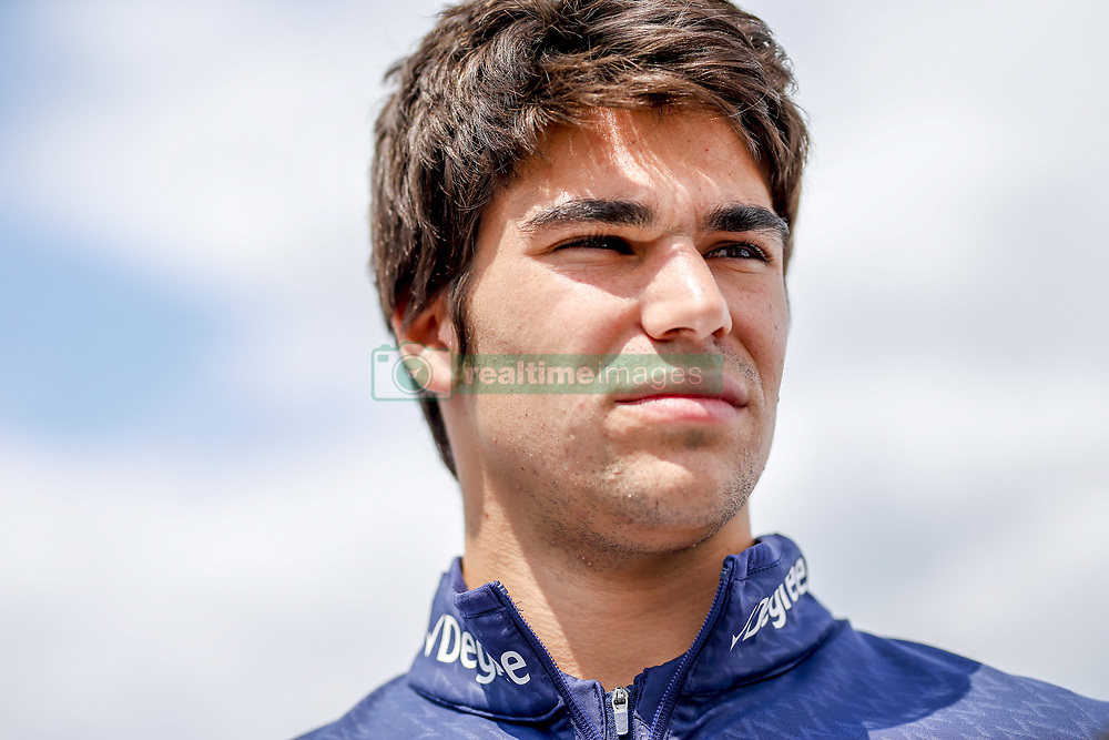 June 7, 2018 - Montreal, Canada - Motorsports: FIA Formula One World Championship 2018, Grand Prix of Canada#18 Lance Stroll ( CAN, Williams Martini Racing) (Credit Image: © Hoch Zwei via ZUMA Wire)