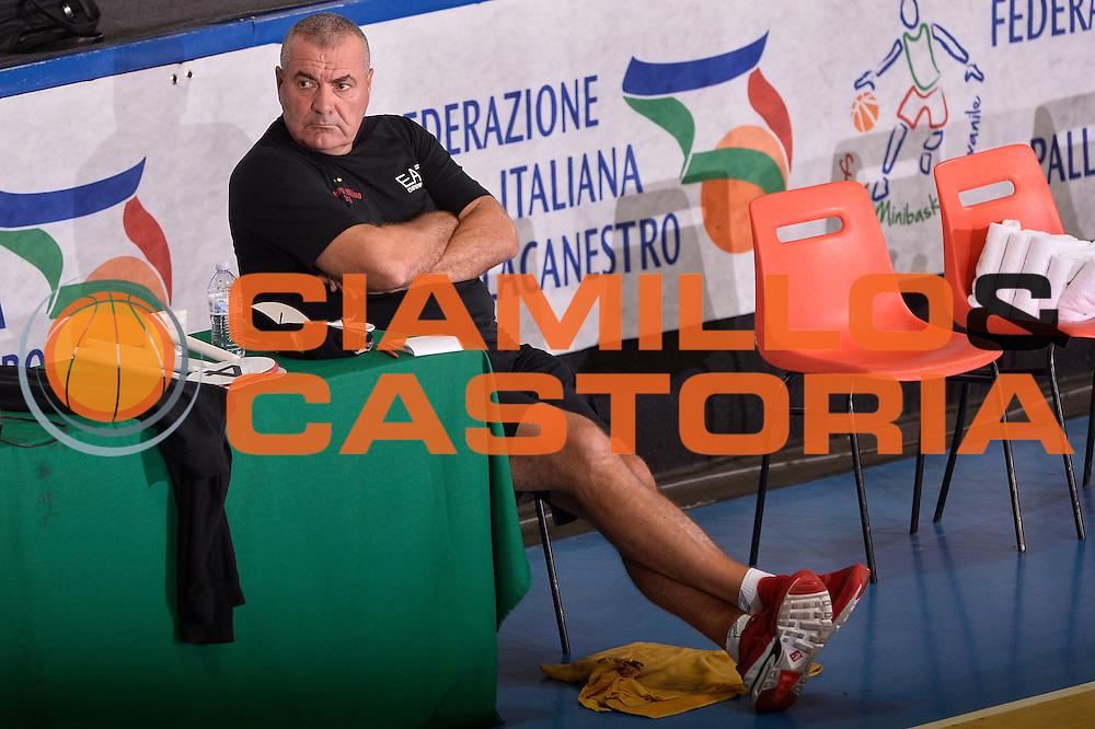 Jasmin Repesa <br /> EA7 Emporio Armani Olimpia Milano allenamento <br /> Lega Basket Serie A 2016/2017<br /> Bormio 27/08/2016<br /> Foto Ciamillo-Castoria