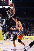 Adrian Banks of Happy Casa Brindisi   <br /> Banco di Sardegna Sassari - Happy Casa Brindisi<br /> Postemobile Final Eight 2019 Zurich Connect<br /> Basket Serie A LBA 2018/2019<br /> FIRENZE, ITALY - 16 February 2019<br /> Foto Mattia Ozbot / Ciamillo-Castoria
