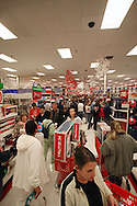Black Friday, Nov. 24, 2006 at Target in Brandon, Florida.  An estimated 2,500 people waited in line for the 6 a.m. store opening.  The first in line arrived at 7 p.m. the night before.