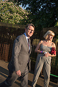 LORD PETER MANDELSON, Serpentine's Summer party co-hosted with Christopher Kane. 15th Serpentine Pavilion designed by Spanish architects Selgascano. Kensington Gardens. London. 2 July 2015.