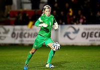 Fifa Womans World Cup Canada 2015 - Preview //  Friendly Match -<br /> Spain vs New Zealand 0-0  ( Municipal Stadium - La Roda , Spain ) <br /> Erin Nayler of New Zealand